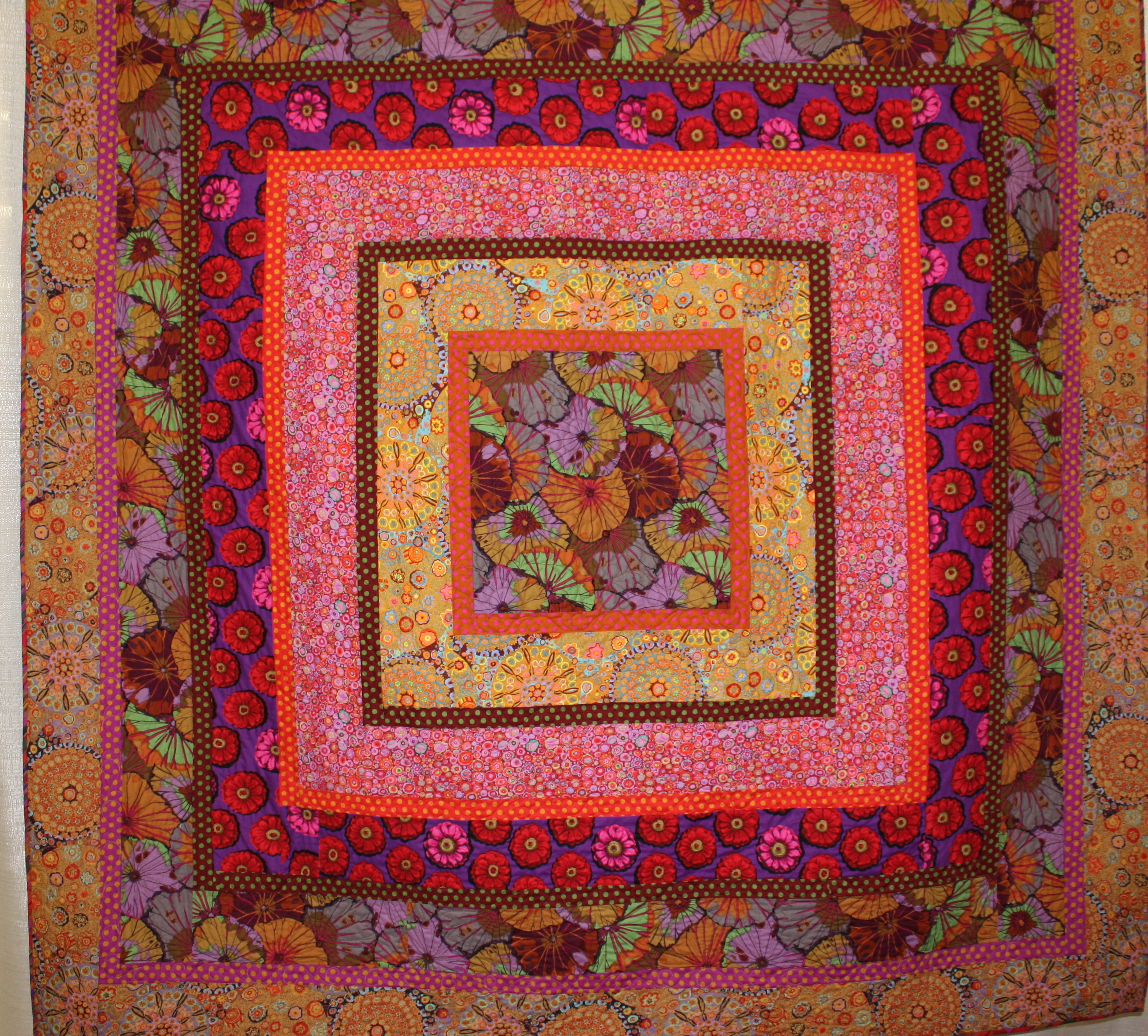 Kaffe Fassett Quilts and letting go of your inner drag queen ... : kaffe quilts again - Adamdwight.com