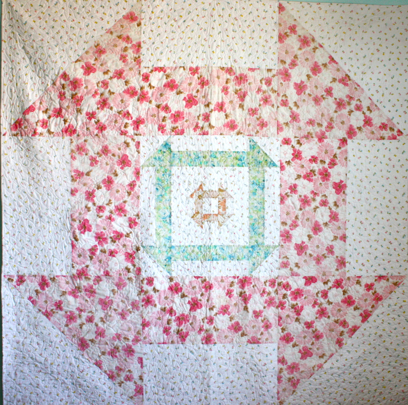 Nacho Mama\'s Quilt | chronicles of creative meanderings, quilting ...