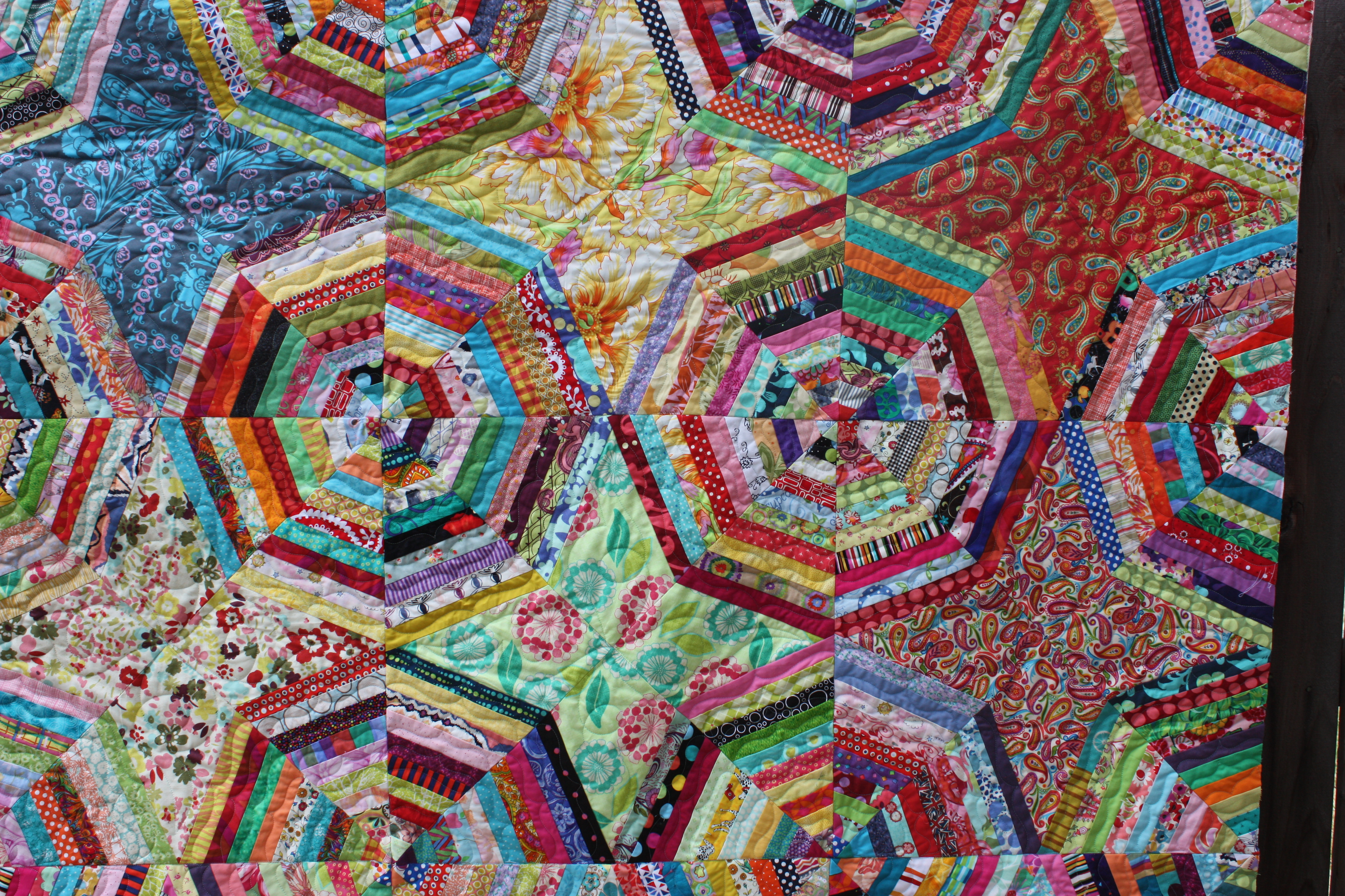 Tex-Mexican Birthday Party | Nacho Mama's Quilt : mexican quilt - Adamdwight.com